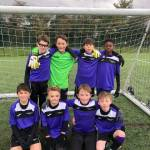 Thorpe Hall through to Football Competition