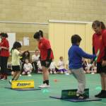 Sportshall Athletics Success