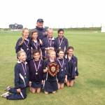 Girls Asda Kwik Cricket Tournament 2012