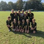 West Leigh for Gold KS2 Tag Rugby
