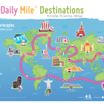 The Daily Mile Destinations