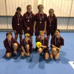 Essex Dodgeball Earls Hall claim Bronze