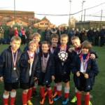 Year 3/4 Football - 10th February 2012