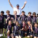 Key Stage 1 Tag Rugby