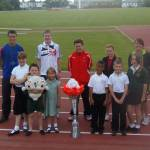 World Sport Day & SPSSA Torch
