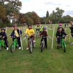 Southend Schools Mountain Biking Competition