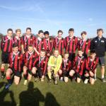 Eastwood Year 9 Boys win Borough Cup Final