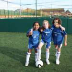 Girls Yr 5/6 Football Festival Success
