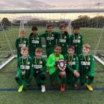 Greenways win 5&6 boys Football