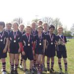 Alleyn Court win Essex Tag Rugby Finals!