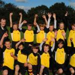 West Leigh Win Essex Tag Rugby
