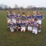 Tag Rugby Years 3 & 4