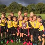West Leigh win the Tag Rugby