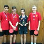 Eastwood become Essex Schools Team Champions