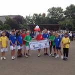 SPSSA TORCH RELAY Day 8 Thursday 5th July
